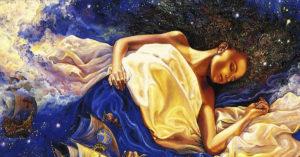 К чему снится женщина, приснилась женщина, значение сна