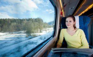 Поездка на поезде во сне