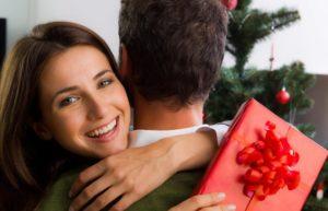 Принимать подарок