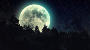 К чему снится луна, значение сна с фото