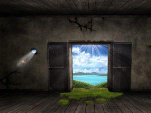 К чему снится открытая дверь, значение сна с фото
