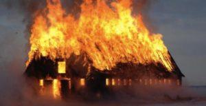 К чему снится пожар в доме, значение сна с фото