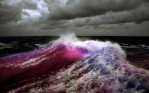 К чему снятся большие волны, значение сна с фото