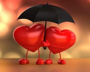 Любовь спешит вам навстречу